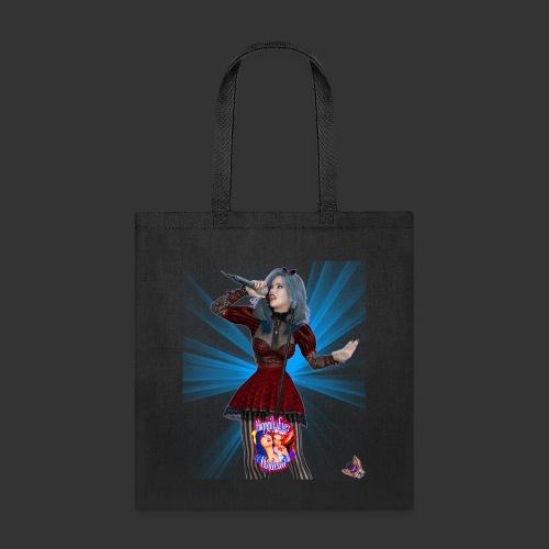 Happily Ever Undead: Alicia Abyss Singer - Tote Bag