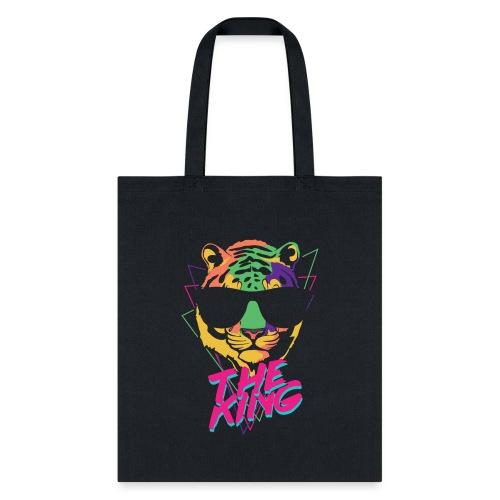 King Tiger - Tote Bag