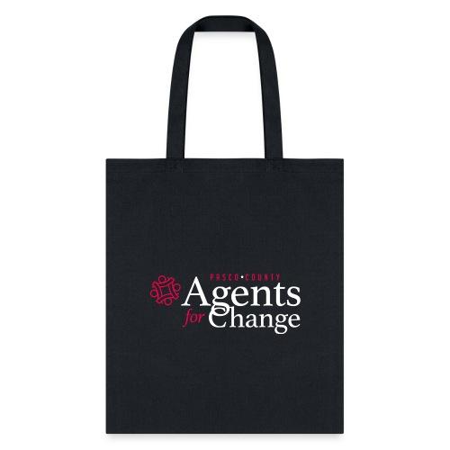 pascoagentsforchange logo - Tote Bag