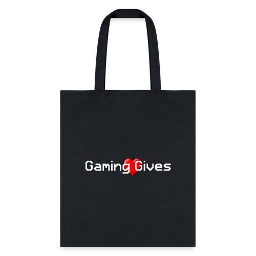Gaming Gives - Tote Bag