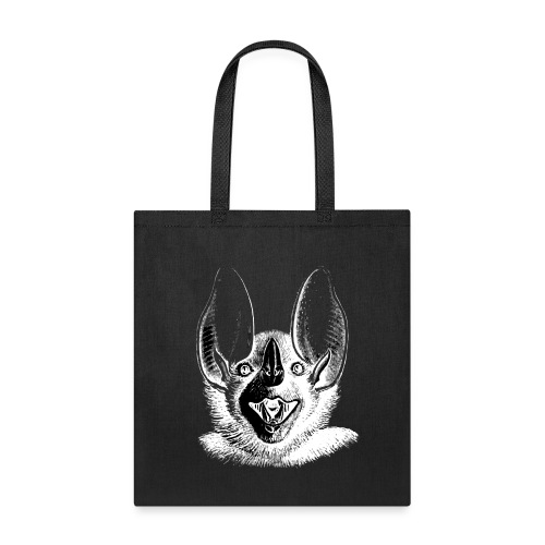 Bat Head 2 - Tote Bag