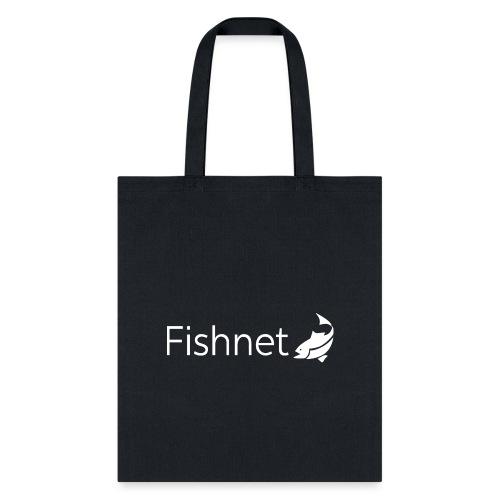 Fishnet (White) - Tote Bag