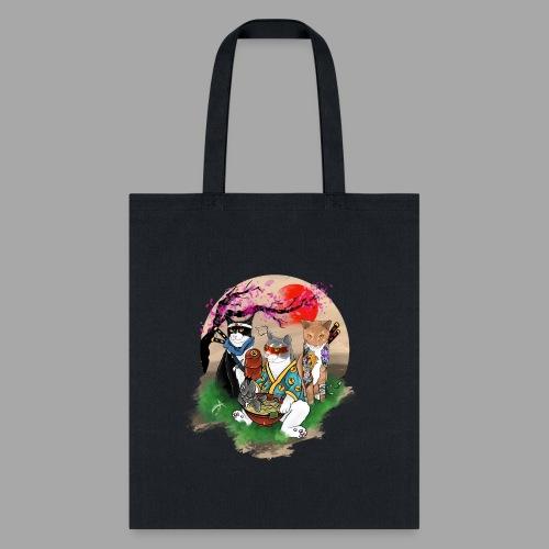 Ninja Cats FAMILY - Tote Bag