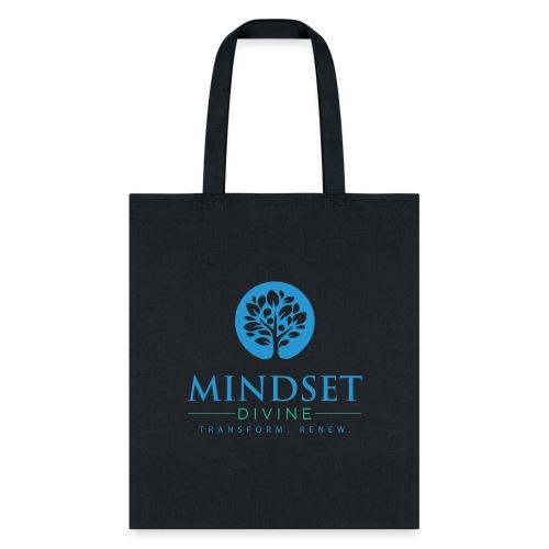 Mindset Divine logo 01 - Tote Bag