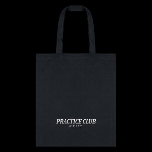 Practice Club Kanjo Style (2020) - Tote Bag