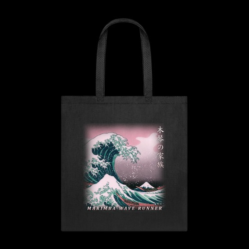 Marimba Wave Runner Aesthetic Style (2020) - Tote Bag