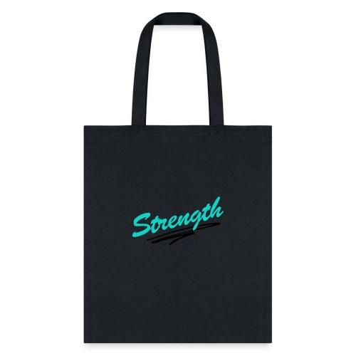 Strength Tank - Tote Bag