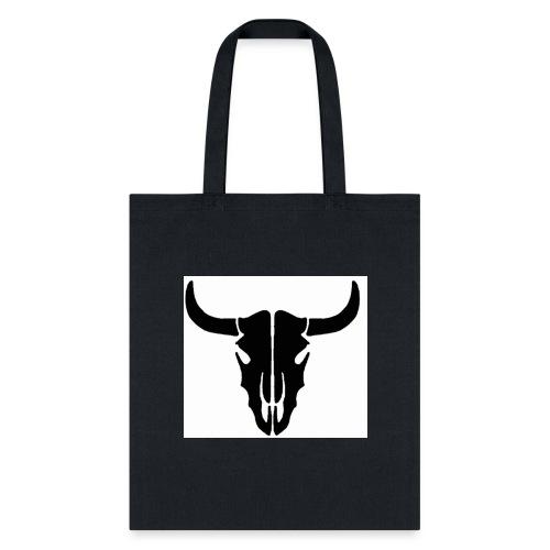Longhorn skull - Tote Bag