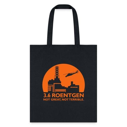 3.6 Roentgen - Tote Bag