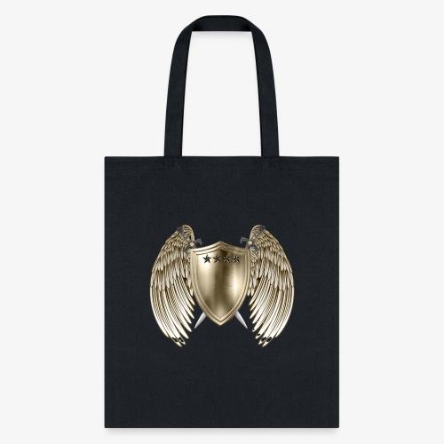 GOLD SHIELD-21 - Tote Bag