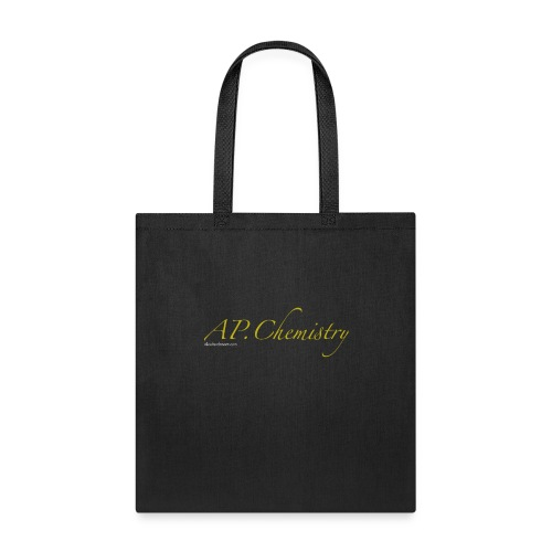 AP.Chemistry - Tote Bag