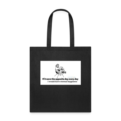 Eternal happiness - Tote Bag