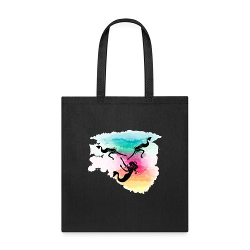 Mermaid Pod - Tote Bag