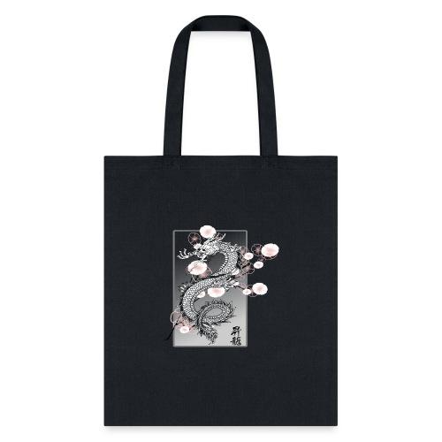 Cherry Dragon - Tote Bag