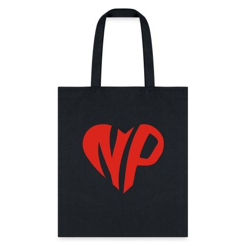 np heart - Tote Bag
