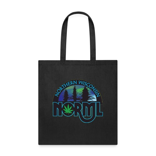 Northern Wisconsin NORML Official Logo - Tote Bag