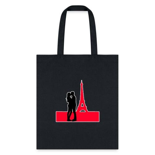 In Love In Paris - Tote Bag
