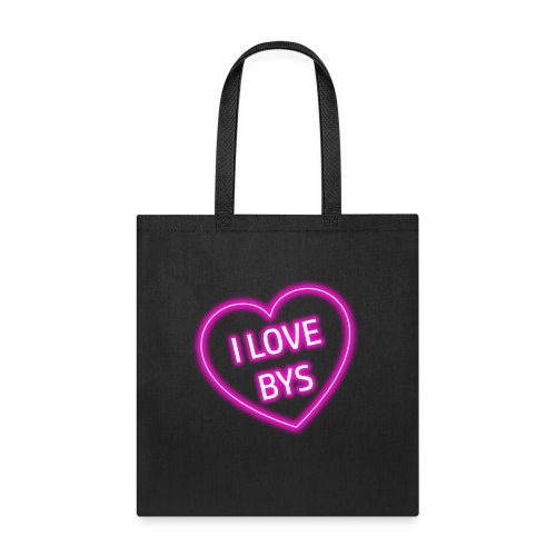 BYS Heart - Tote Bag