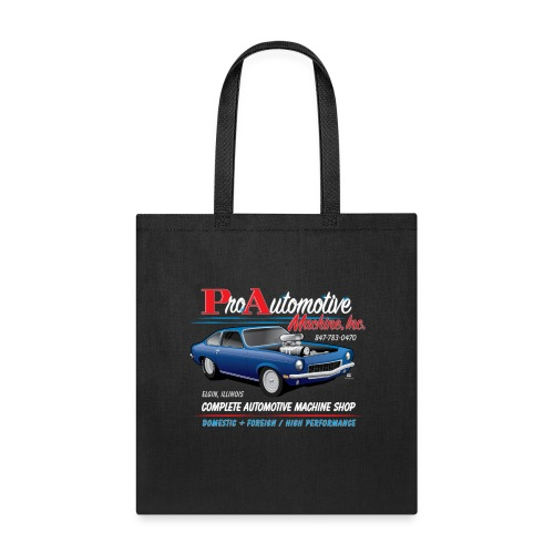 ProAutoTeeDesign062317fin - Tote Bag