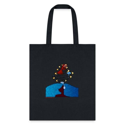 Girl and name shirt - Tote Bag