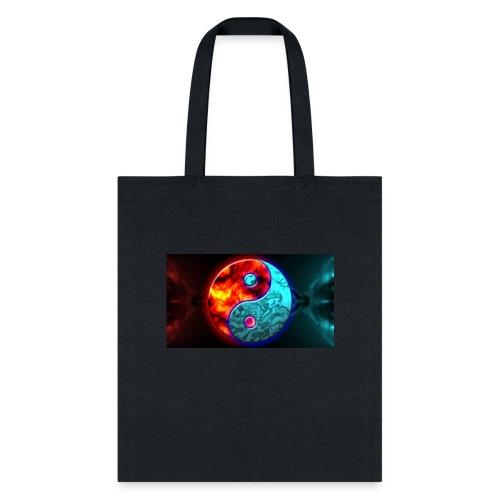 YIN N YANG - Tote Bag