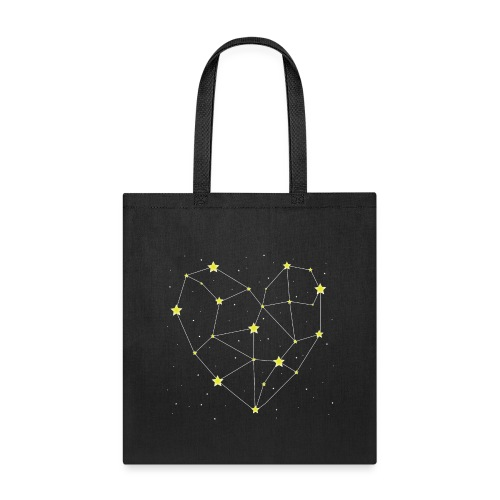 Heart in the Stars - Tote Bag