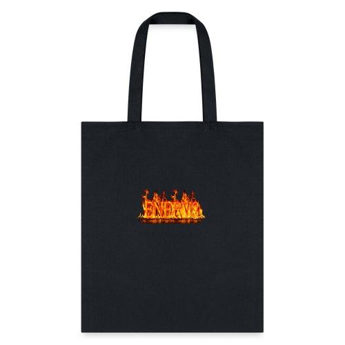 ENERV8 Band Logo - Tote Bag
