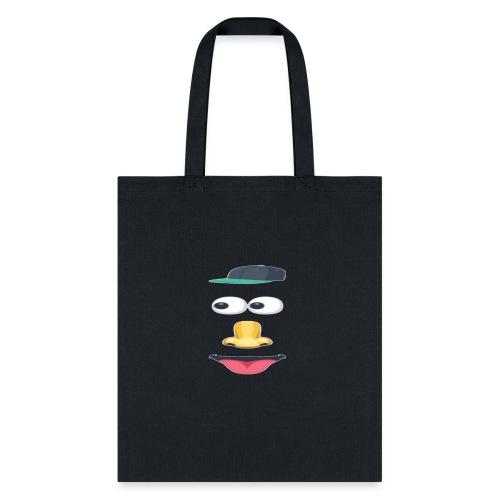 eyes nose - Tote Bag
