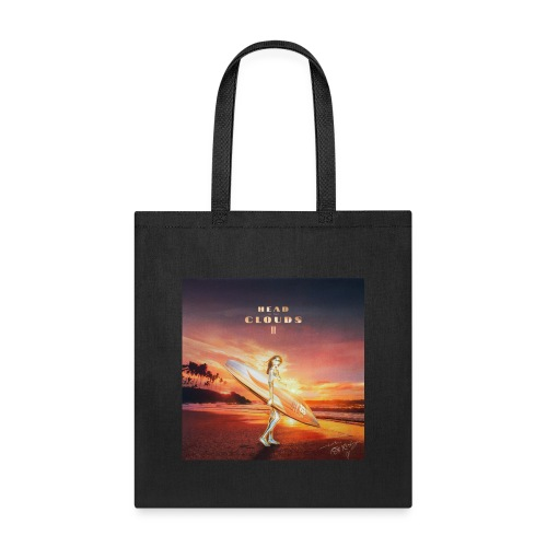 Head In The Clouds II - Tote Bag