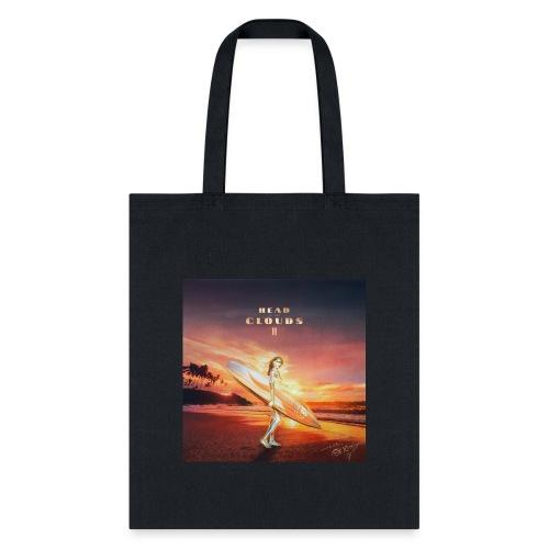 Head In The Clouds II - Tote Bag