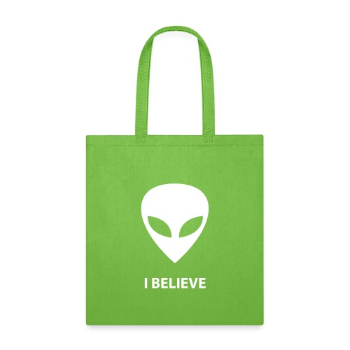I BELIEVE ALIEN - Tote Bag