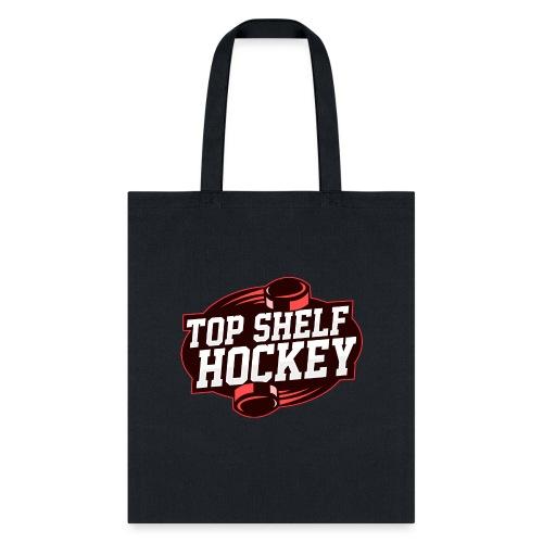 TopShelfHockeyLogoLarge - Tote Bag