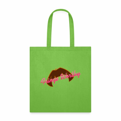 Fringe WorthyCases - Tote Bag