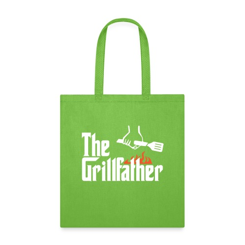 The Grillfather - Tote Bag