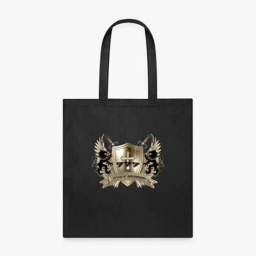 HOLY SPIRIT GOLD SHIELD - Tote Bag