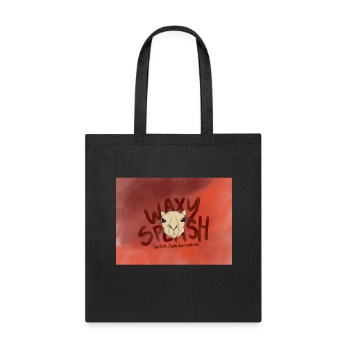 Waxy Red Logo - Tote Bag