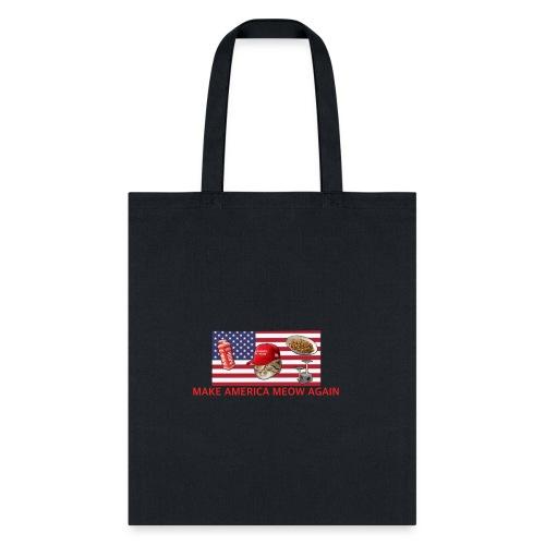 Make America Meow Again - Tote Bag