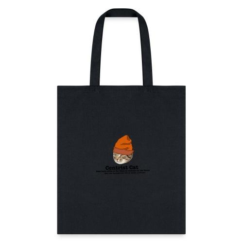 Hipster Centrist Cat - Tote Bag