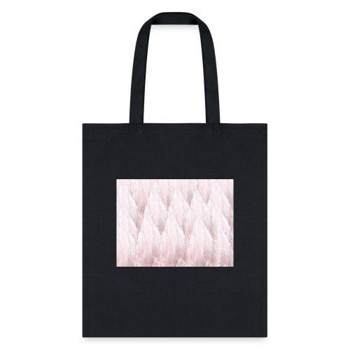Australian pink flora sketch - Tote Bag
