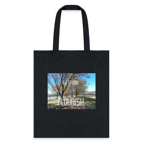 dj sterny flourish - Tote Bag