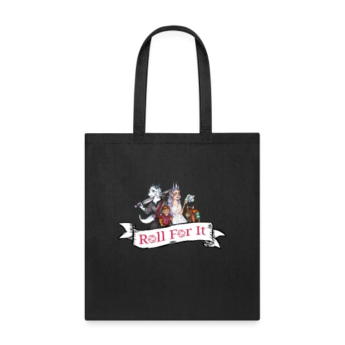 Roll For It Season One - Tote Bag