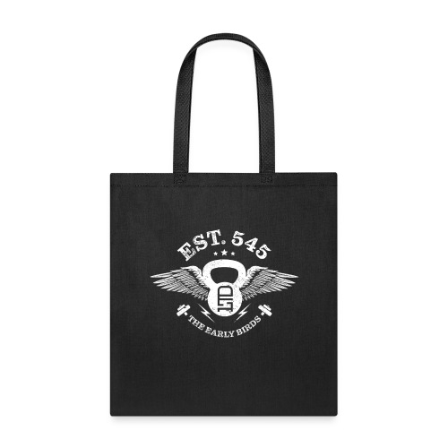 The Early Birds Black - Tote Bag