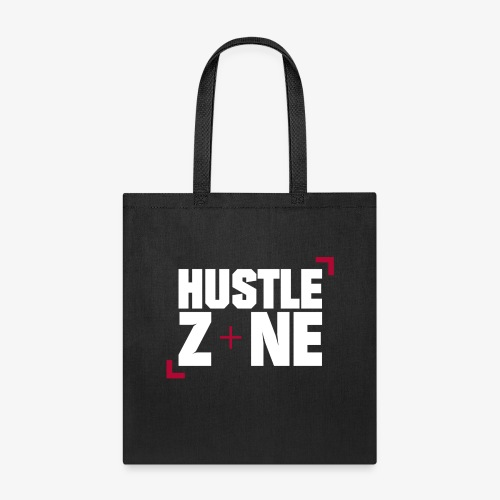 Hustle Zone TV - Tote Bag