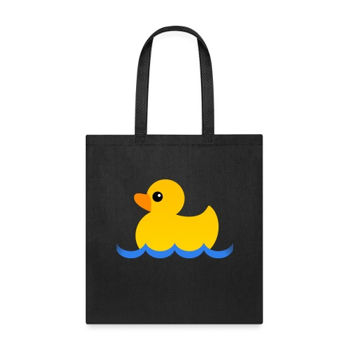 Hubs by Mozilla Duck in water - Tote Bag