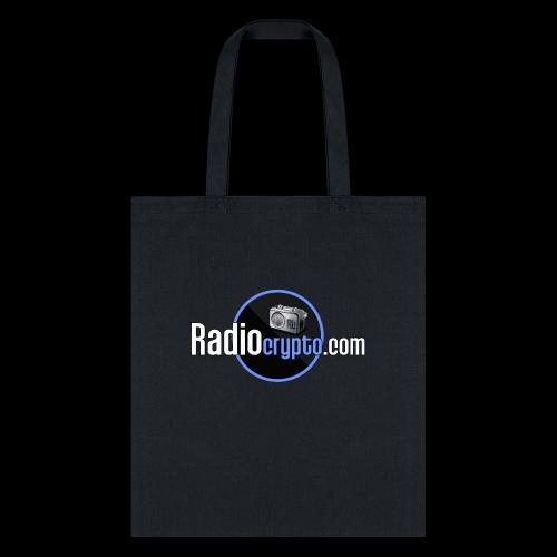 RadioCrypto Logo 1 - Tote Bag