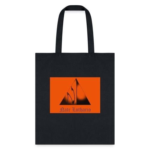 Orange Logo 2 - Tote Bag