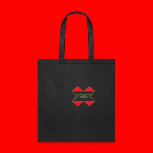 SANTA CLAUS IS THE MAN - Tote Bag