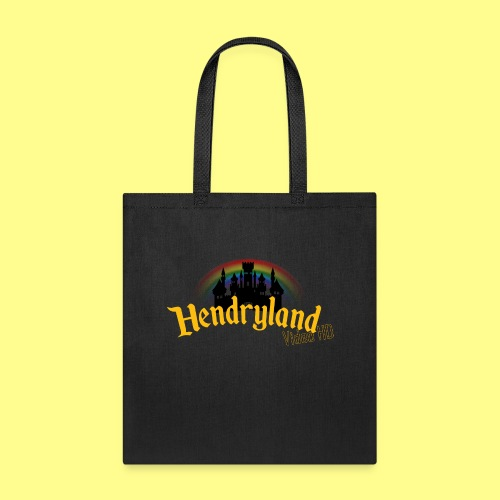 HENDRYLAND logo Merch - Tote Bag