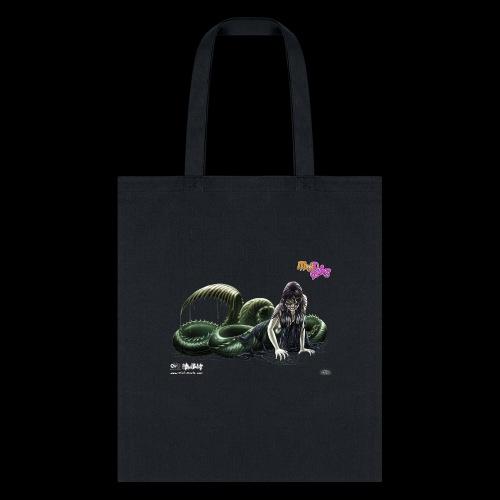 Scythe Mermaid - Tote Bag