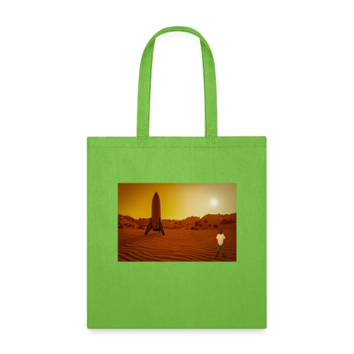 Going Into Space - Tote Bag